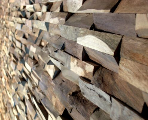 Holzpaneele For-Rest - Memory Nuss