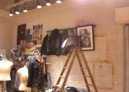 Bread and Butter Berlin - Messestand von Ralph Lauren - Wandgestaltung mit der Kunststeinpaneele Bronx