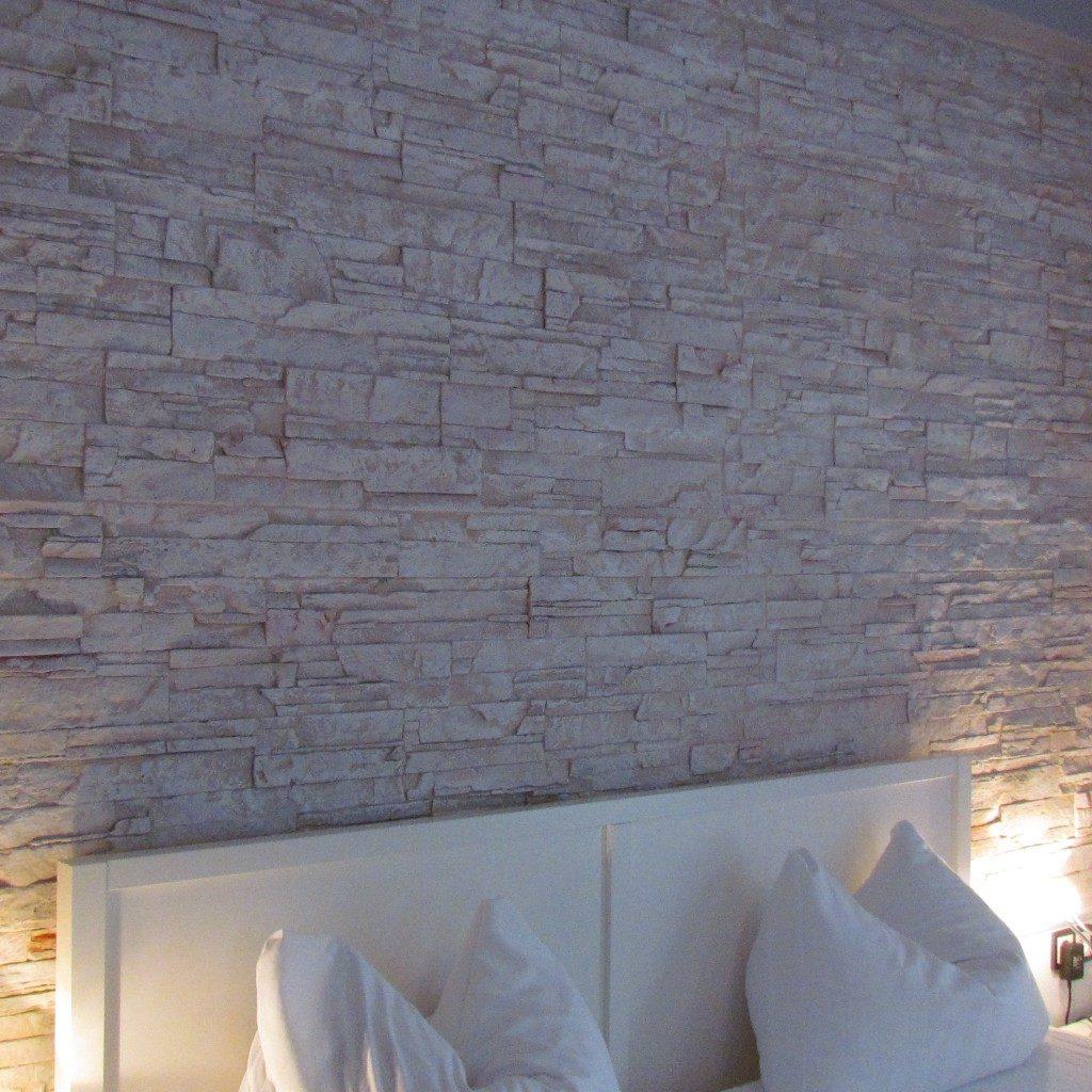 Wandgestaltung Moderne Steinwaende Dundee