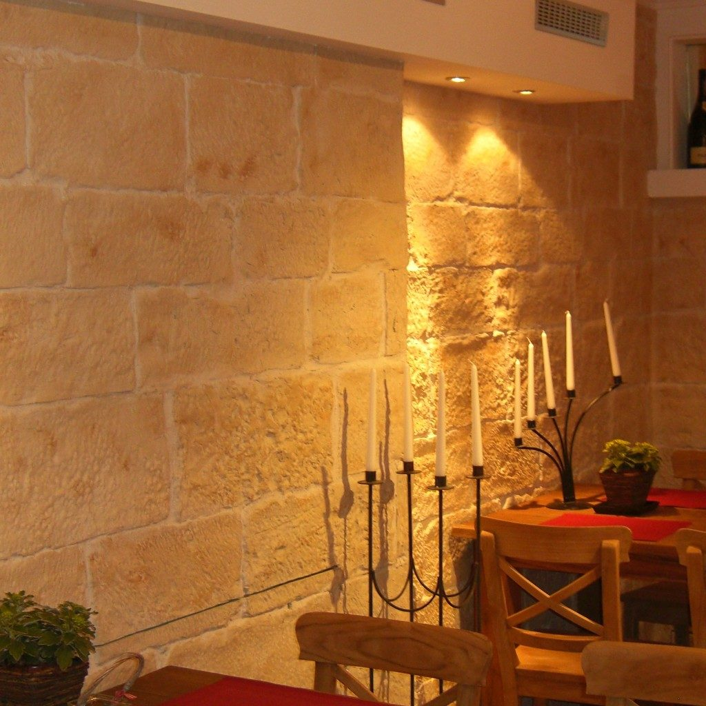 Wandgestaltung Moderne Steinwaende Mostar